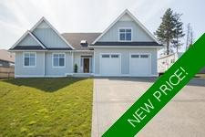 Parksville Rancher with bonus room for sale:  4 bedroom 2,305 sq.ft. (Listed 2019-10-02)
