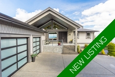 North Nanaimo 2 storey - Main Level Entry for sale:  4 bedroom 4,181 sq.ft. (Listed 2018-04-09)